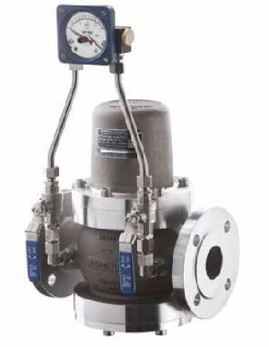 Cellular Gas Filter Df 100 Dn 50 With Differential Pressure Measuring Device