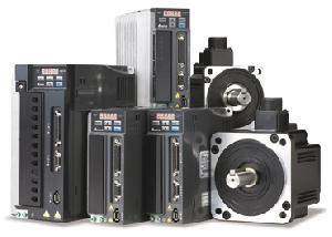 Servo Motors And Drives