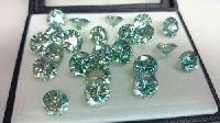 Green Moissanite Diamond 03