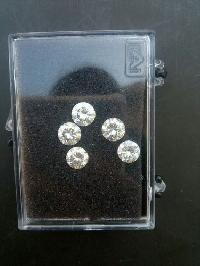 Off White Moissanite Diamond 03