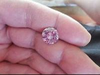 Pink Moissanite Diamond 02