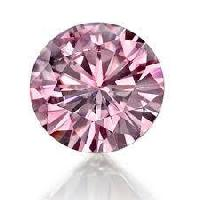 Pink Moissanite Diamond 04