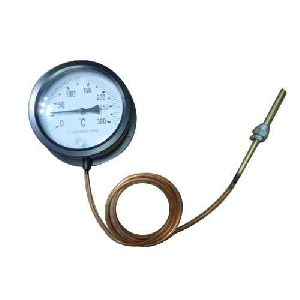 Copper Capillary Temperature Gauge