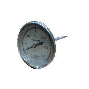Back Connector Temperature Gauge