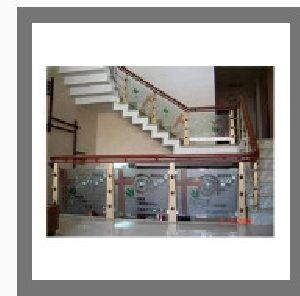 Colored Glass Designing Services