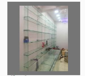 Glass Display Racks