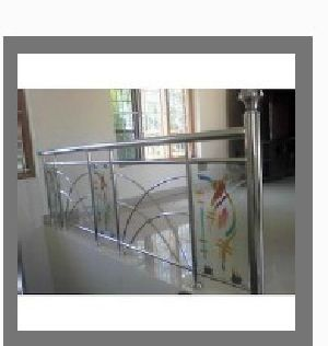 Stainless Steel Railing Fabrication Services 01
