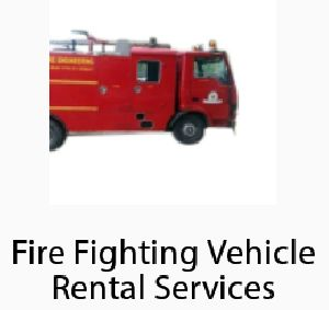 Fire Fighting Vehicle Rental Services 03