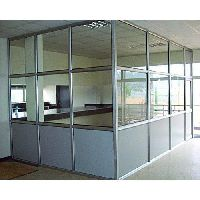 Office Window Partition