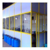 Prefabricated Office Cabin Partition