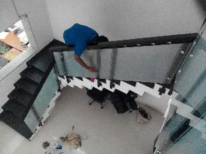 Designer Glass Railings
