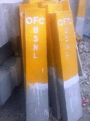 OFC BSNL Route Markers