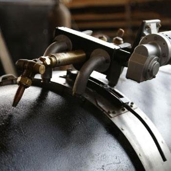 Motorized Beveling Machine