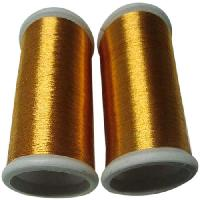 Golden Zari Threads