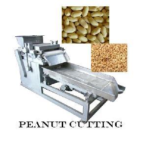 Peanut Cutting Machine