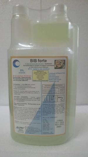 BIB Forte Disinfectant Liquid