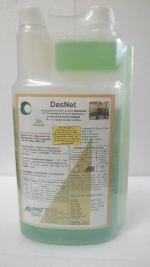 DesNet Disinfectant Liquid