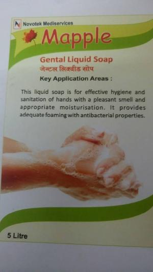 Mapple Gental Liquid Soap