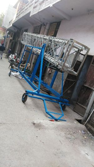 Aluminium Tiltable Tower Extension Ladder
