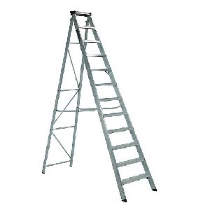 Aluminium Wild Step Single Ladder
