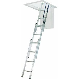 Aluminium Wall Supporting Ladder