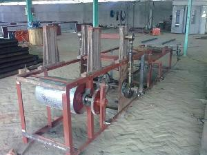 Cashew biscuits  Cutting Machine