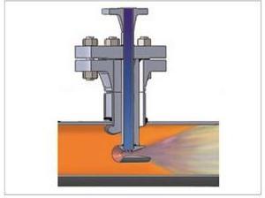In-Line Venturi Steam Desuperheater