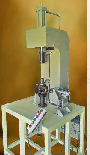 Crankshaft Bearing Pressing Machine