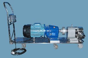Stainless Steel Pharmaceutical Pumps