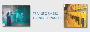 Transformers Control Panels