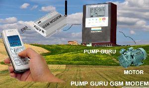 GSM Starter Panel