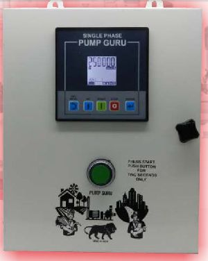 Single Phase Pump Controller