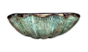 Classic Shell Sconce 02