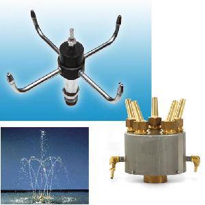 Revolving Fountain Nozzle 02
