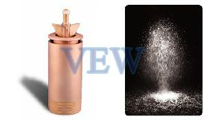 Small Tulip Aerated Effect Fountain Nozzle