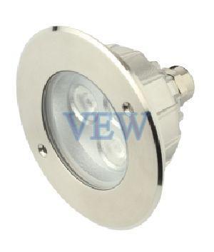 Stainless Steel LED Panel Light 01