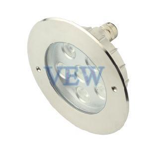 Stainless Steel LED Panel Light 02