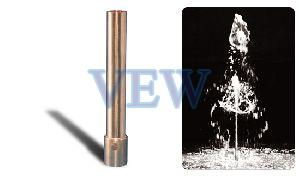 Thick Jet Fountain Nozzle