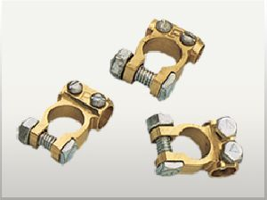 Brass Forged Battery Terminals