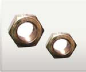 Hex Silicon Bronze Nuts