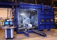 electron beam welding machine
