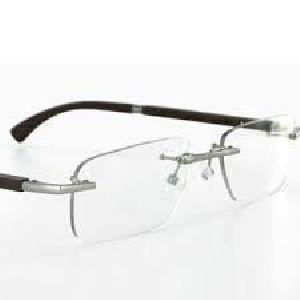 Rimless Eyeglasses Frames