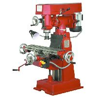 Conventional Vertical Milling Machines