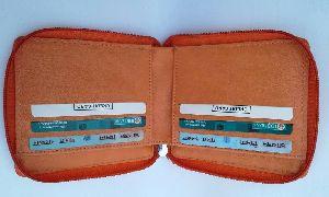 Leather Card Holder 10