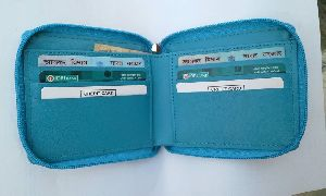 Leather Card Holder 11