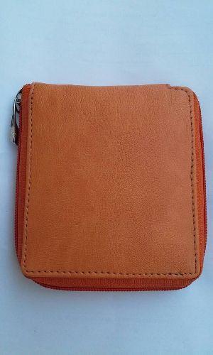 Leather Card Holder 12