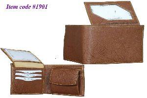 Leather Card Holder 14