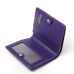 Leather Card Holder 21