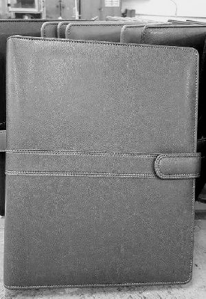 Leather File Folder 02