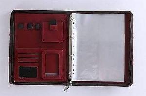 Leather File Folders 09